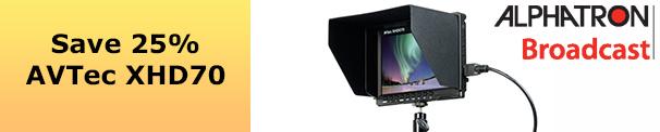 Offer - AVtec XHD070