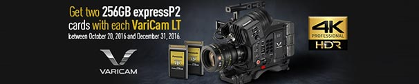 Offer - Panasonic VariCam LT
