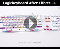 Adobe After Effects Shortcut Keyboard | Logickeyboard