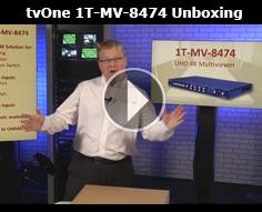 1T-MV-8474 Unboxing