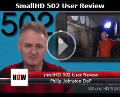SmallHD 502 - SideFinder User Review