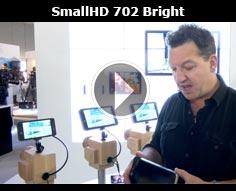 IBC 2015 - Small HD 702 Monitor