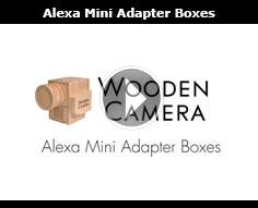 Wooden Camera ARRI Alexa Mini - Adapter Boxes