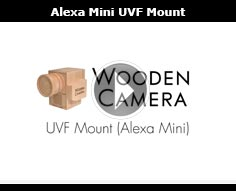 Wooden Camera UVF Mount for ARRI Alexa Mini