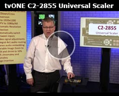 tvONE C2-2855 Universal Switcher Scaler