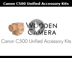 Wooden Camera Canon C500 Unified Accessory Kits
