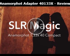 Compact Anamorphot Adapter 40133X Review