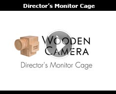 Wooden Camera Directors Monitor Cage Overview