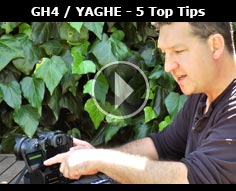 Using the Panasonic GH4 and the YAGHE