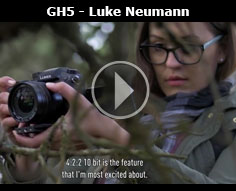 GH5 Shooting Impression - Luke Neumann