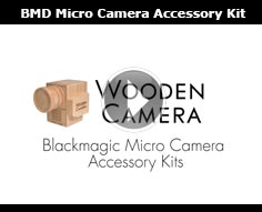 Wooden Camera Blackmagic Micro Cage Accessory Kits