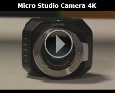 Educate and Enable - Micro Studio Camera 4K