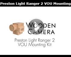 Wooden Camera Preston Light Ranger 2 VOU Mounting Kit Demo