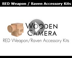 Wooden Camera RED Weapon | Raven Accessory Kits