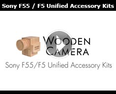 Wooden Camera Sony F55 | F5 Unified Accessory Kits