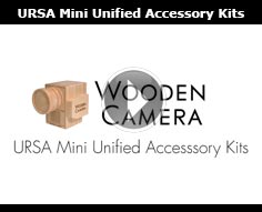 Wooden Camera Blackmagic URSA Mini Unified Accessory Kits