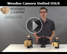 Wooden Camera Unified DSLR Cages and Baseplate
