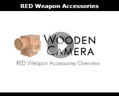 Wooden Camera RED Weapon Accessories Overview