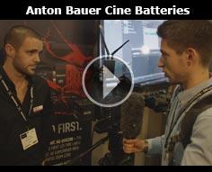 Anton Bauer Cine batteries