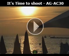 It`s Time To Shoot - The AG-AC30