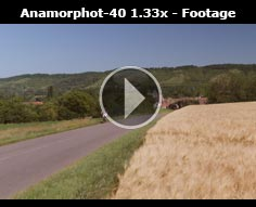 Anamorphot-40 1.33x - Sample footage