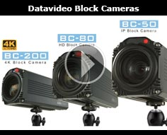 4 Reasons Why BC Series Are the Best Block Cameras Datavideo