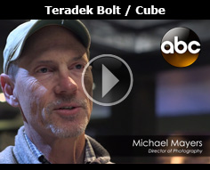 Teradek Bolt and Cube