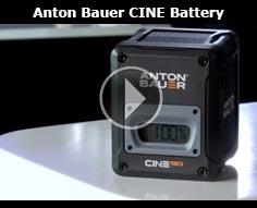 IBC 2015 - Anton Bauer Cine Battery