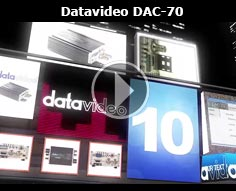 TOP 10 Things You Didn't Know About the Datavideo DAC-70 Converter