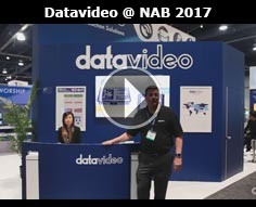 Datavideo Booth Tour @ NAB 2017