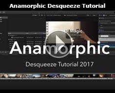 Anamorphic Desqueeze FCPX Tutorial