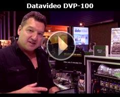 IBC 2015 - Datavideo DVP-100