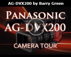 Panasonic AG-DVX200 by Barry Green