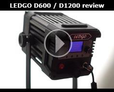 DataVision LEDGO D600 - D1200 review