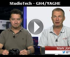 Panasonic Lumix DMC-GH4 and YAGHE