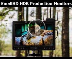 SmallHD HDR Production Monitors