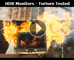 Torture Test - HDR Production Monitors by SmallHD