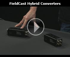 FieldCast Hybrid Converters