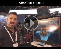 IBC 2016 SmallHD 1303