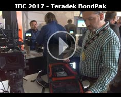 IBC 2017 - Teradek Bond Backpack