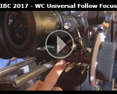 IBC 2017 - Wooden Camera Universal Follow Focus