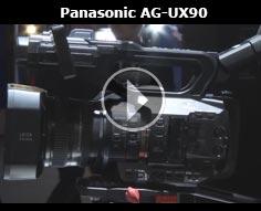 IBC 2016 - Panasonic AG-UX90