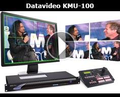 Introducing Datavideo KMU-100