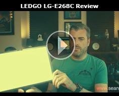 LEDGO LG-E268C Bi-Colour Large LED Pad Light and WiFi 2.4G Control Box review