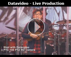 Datavideo - Live production equipment