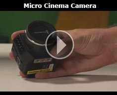 Educate and Enable - Micro Cinema Camera