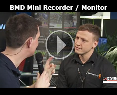 Blackmagic Mini Recorder and Monitor