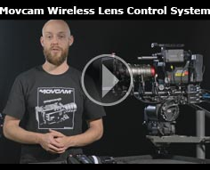 Movcam Wireless Lens Control System