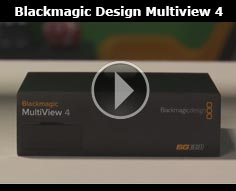 Educate and Enable: Blackmagic Multiview 4