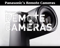 Panasonic - Remote Camera Range